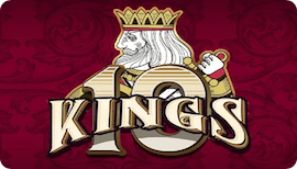 10 KINGS SLOT รีวิว
