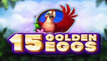 15 GOLDEN EGGS SLOT รีวิว