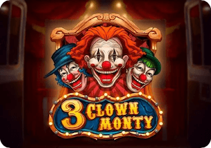 3 Clown Monty Slot