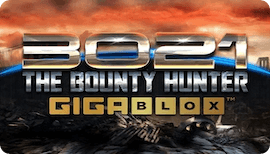3021 THE BOUNTY HUNTER SLOT รีวิว