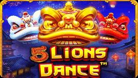5 LIONS DANCE SLOT รีวิว