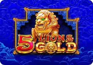 5 Lions Gold Slot Thailand