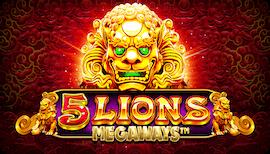 5 LIONS MEGAWAYS รีวิว