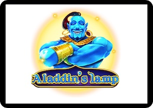 Aladdin's Lamp Slot