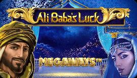 ALI BABA'S LUCK MEGAWAYS รีวิว