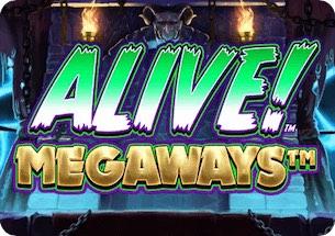 Alive Megaways Slot
