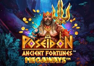 Ancient Fortunes Poseidon Megaways Slot