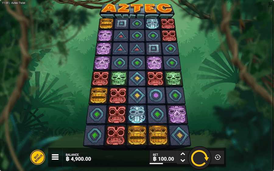 AZTEC TWIST SLOT ธีม, การจ่ายเงิน & สัญลักษณ์ต่างๆ