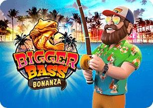 Bigger Bass Bonanza Slot