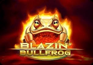 Blazin Bullfrog Slot