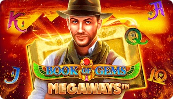 BOOK OF GEMS MEGAWAYS รีวิว