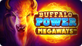 BUFFALO POWER MEGAWAYS รีวิว