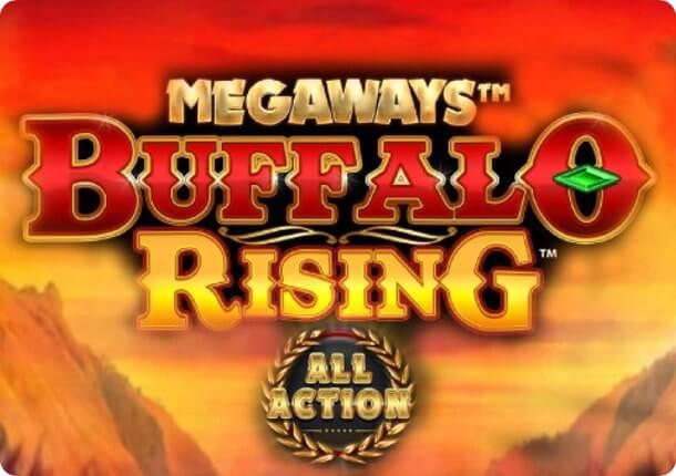 Buffalo Rising All Action Megaways Bonus Buy