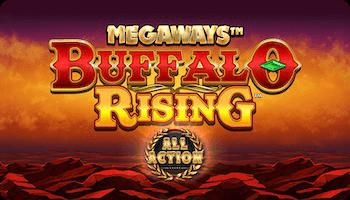 BUFFALO RISING ALL ACTION MEGAWAYS™ รีวิว