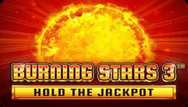 BURNING STARS 3 SLOT รีวิว
