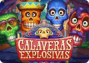 Calaveras Explosivas Slot