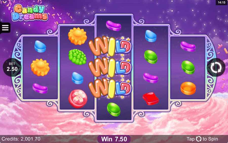 candy dreams เล่นยังไง