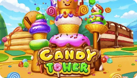 CANDY TOWER SLOT รีวิว