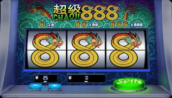 CHAOJI 888 SLOT รีวิว