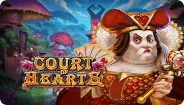 COURT OF HEARTS SLOT รีวิว