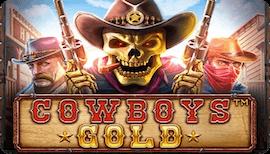 COWBOYS GOLD SLOT รีวิว