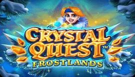 CRYSTAL QUEST FROSTLANDS SLOT รีวิว