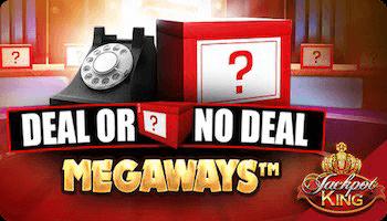 DEAL OR NO DEAL MEGAWAYS™ รีวิว