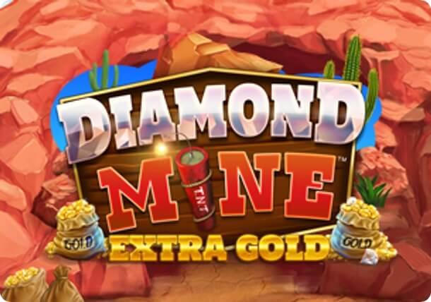 Diamond Mine Extra Gold Megaways™