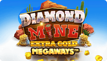 DIAMOND MINE EXTRA GOLD MEGAWAYS™ รีวิว