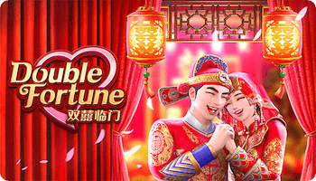 DOUBLE FORTUNE SLOT รีวิว