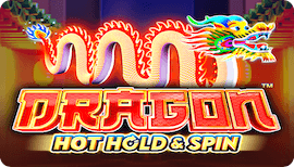 DRAGON HOT HOLD AND SPIN SLOT รีวิว