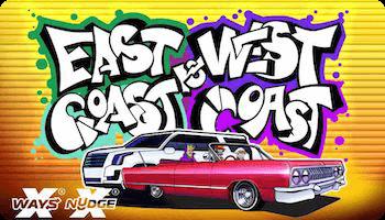 EAST COAST VS WEST COAST SLOT รีวิว