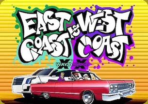 East Coast vs West Coast Slot Thailand