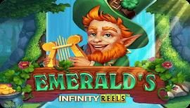 EMERALD'S INFINITY REELS SLOT รีวิว