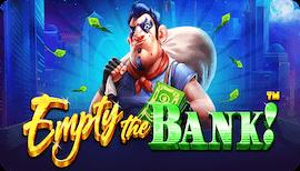 EMPTY THE BANK SLOT รีวิว