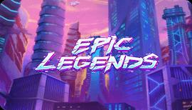 EPIC LEGENDS SLOT รีวิว