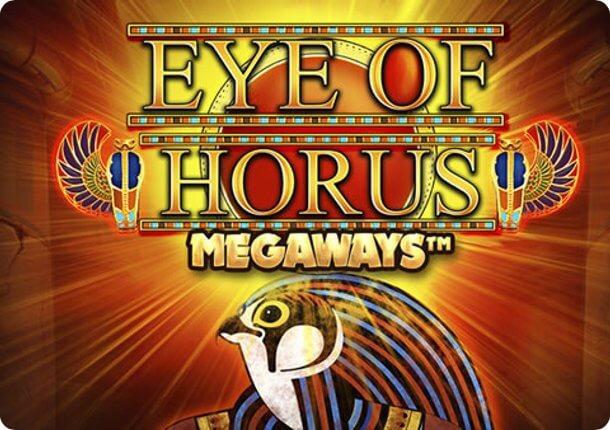 Eye of Horus Megaways™