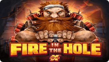 FIRE IN THE HOLE SLOT รีวิว
