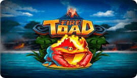 FIRE TOAD SLOT รีวิว