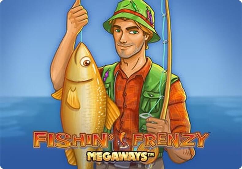 Fishin Frenzy Megaways Bonus Buy