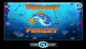 FISHIN FRENZY POWER 4 SLOTS รีวิว