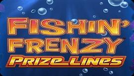 FISHIN FRENZY PRIZE LINES รีวิว