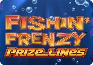 Fishin Frenzy Prize Lines