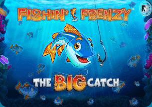 Fishin Frenzy the Big Catch Slot