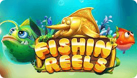 FISHIN REELS SLOT รีวิว