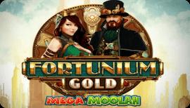 FORTUNIUM GOLD MEGA MOOLAH SLOT รีวิว
