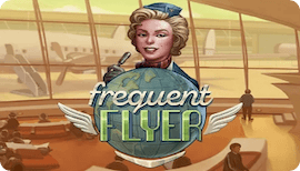 FREQUENT FLYER SLOT รีวิว