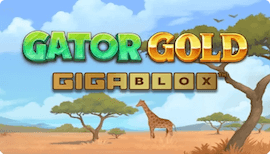 GATOR GOLD GIGABLOX SLOT รีวิว