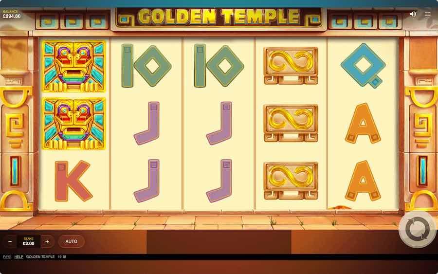 GOLDEN TEMPLE SLOT รีวิว