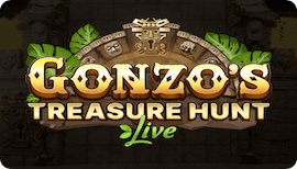 GONZO'S TREASURE HUNT รีวิว